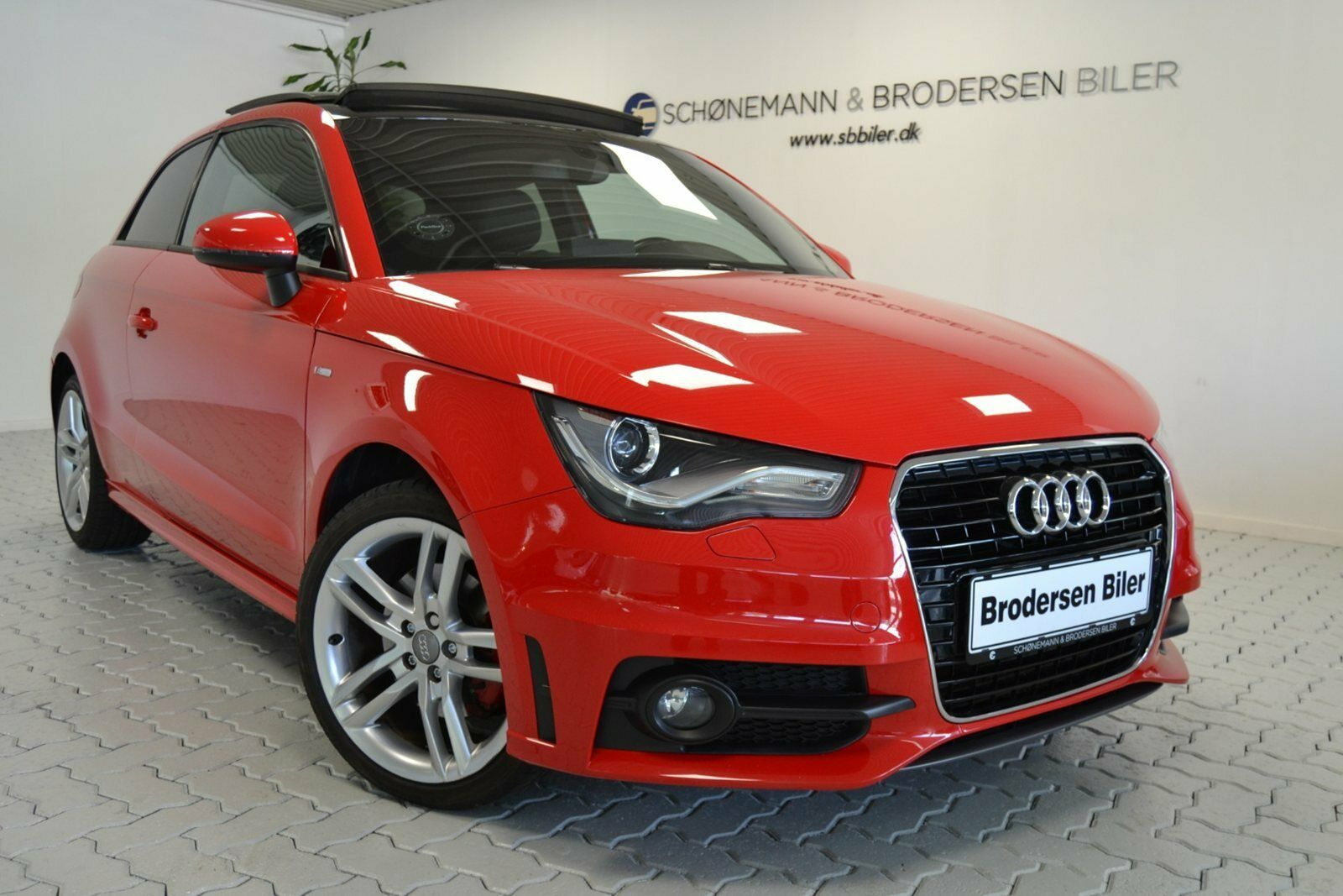 Audi A1 1,4 TFSi 185 Ambition S-line S-tr. 3d