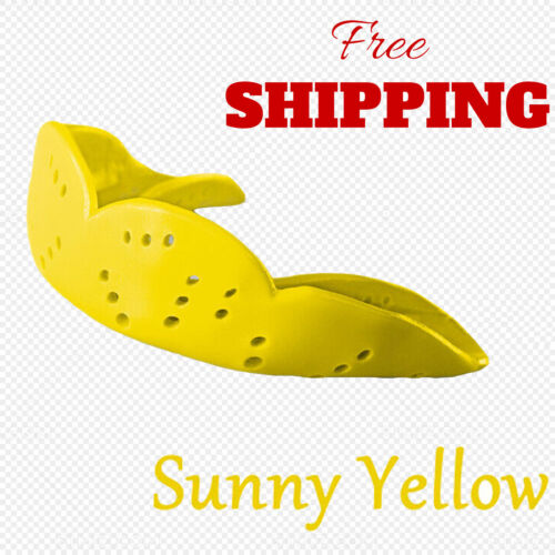 SISU Aero Next Gen All Sport Adult 11 Yellow 1.6mm Thin Custom Free Shipping