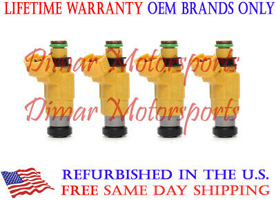 4 Set Marine Fuel Injector Seal Kit for Yamaha F150 Four Stroke Outboard CDH275