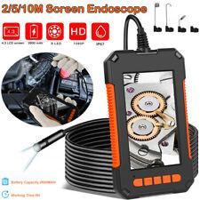 Industrial Endoscope Camera 1080p Hd 43 Screen Borescope Inspection Camera Us