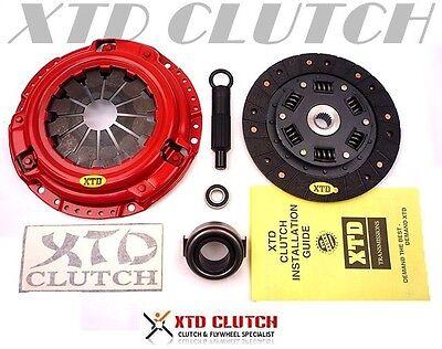 XTD STAGE 2 HD CLUTCH KIT 1988 CIVIC /& CRX 200mm 21 spline