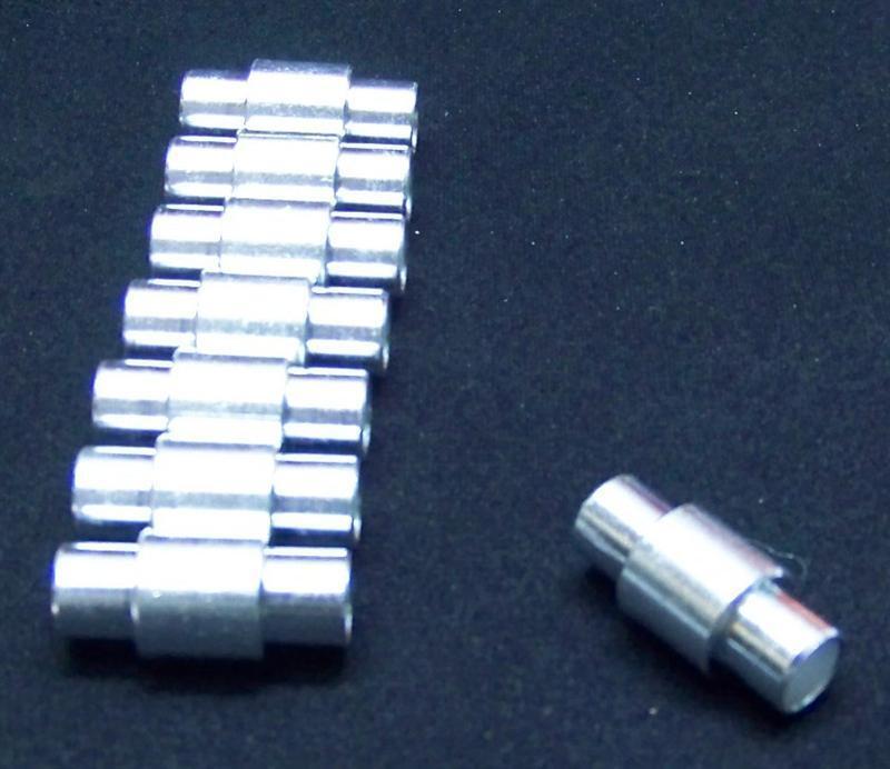 4er 8er SPACER Set für MICRO KUGELLAGER DIN688 Achse 6mm K2 Inline Skates Rollen