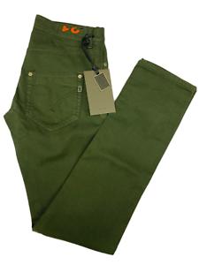 Dondup-Pantalone-Uomo-Mod-SAMMY-SOLO-Tg-31-UP073-Col-VERDE-SALDI-60