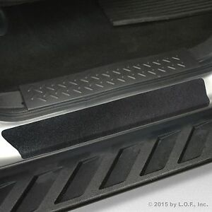 2009 2014 F 150 Crew Genuine Rha Ford Door Sill Scuff