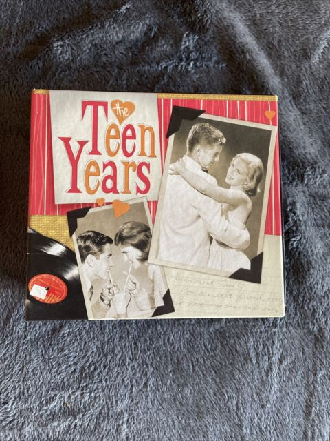 The Teen Years by Various Artists (CD, 2011, 10 Discs) COMPELTE SET