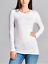 Basic-Long-Sleeve-Solid-Top-Womens-Plain-Cotton-T-Shirt-Stretch-Tight-Crew-Neck thumbnail 12