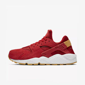 72bcfc323257 Nike Women s Air Huarache Run SD Shoes NEW AUTHENTIC Gym Red Sea ...