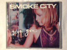 SMOKE CITY With you cd singolo cdm MINT -
