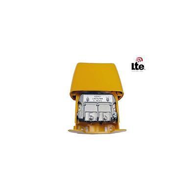 FILTRO LTE 4G IMPIANTO ANTENNA TERRESTRE DDT DVBT TELEVES 405401 EASY F 5 / 790