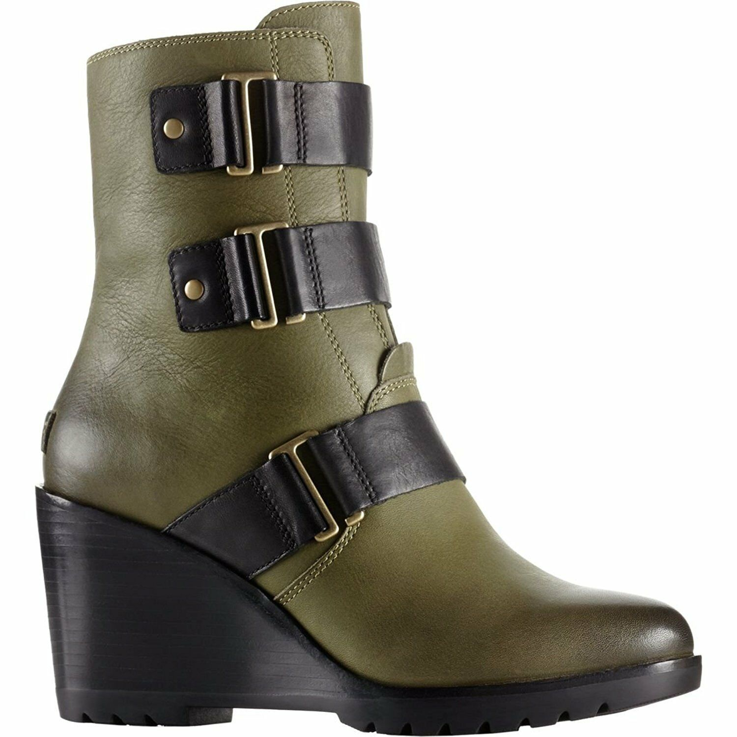 SOREL Donna After Hours Leather Bootie
