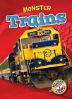 Monster Trains by Nick Gordon (Hardback, 2013)