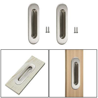 Flush Inset Pull Handlee For Kitchen//Bedroom//Cabinet//Door//Cupboard//Drawe