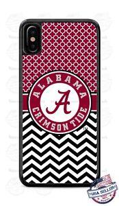 Alabama-Crimson-Tide-Chevron-Design-Phone-Case-Cover-for-iPhone-Samsung-LG-etc