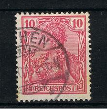 Deutsches Reich Michel n. 56 Germania i timbrato.
