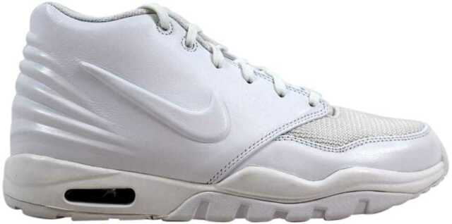 61bc927ed663 Nike Men s Air Entertrainer Training Shoes White Size 8.5 819854 100 ...