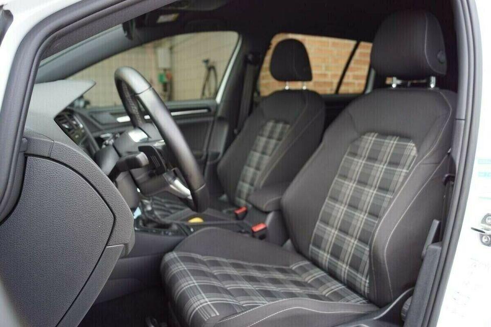 VW Golf VII 2,0 TDi 184 GTD Variant DSG Diesel aut.
