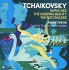 Tchaikovsky The Ballets 7cd Set Swan Lake Nutcracker Sleeping Beauty