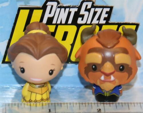 FUNKO Pint Size Heroes DISNEY Series 1 Beauty and the Beast Belle /& Beast