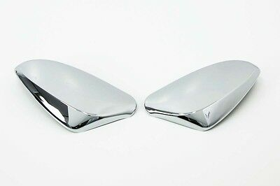 Chrome Side Rear View Mirror Molding Trim Cover for 03-08 Cerato 4DR//5DR