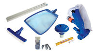 Kokido 7 Piece Splasher Swimming Pool Starter Maintenance Kit   K483cbx on sale
