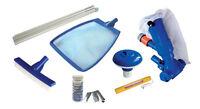 Kokido 7 Piece Splasher Swimming Pool Starter Maintenance Kit | K483cbx on sale