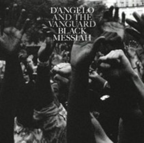 1 of 1 - D'ANGELO AND THE VANGUARD-Black Messiah CD