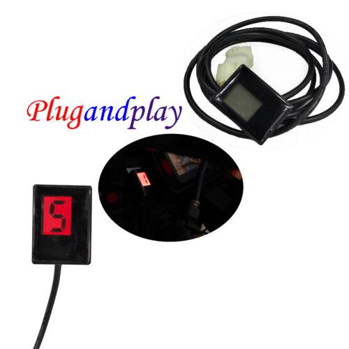 Plug and Play gear indicator 2007-2014 FOR SUZUKI  GSF1250 S//SA Bandit