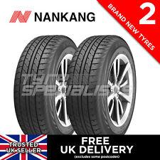 2x Nueva 215 75 16 116/114 S Nankang Cw-20 215/75r16c
