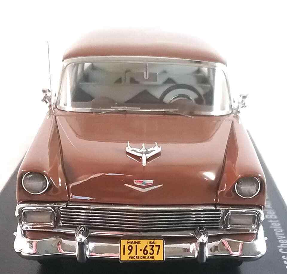 más vendido 1956 Chevrolet Bel Air Beauville vagón en escala 1 43 43 43 por Esval  de moda