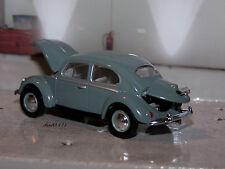 1953 53 VOLKSWAGEN BEETLE DELUXE VW BUG 1/64 SCALE COLLECTIBLE MODEL / DIORAMA