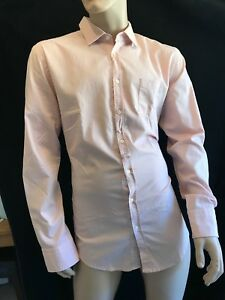 2ca133efe BNWT HUGO BOSS Orange Label Slim Fit Long Sleeve Soft Touch Shirt ...