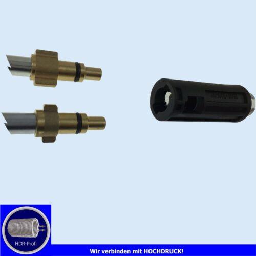 Adaptateur baïonnette NILFISK ALTO stihl wap Aqua accessoires sur Bosch portotechnica