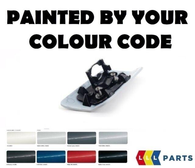 BMW E92 E93 LCI M SPORT Izquierdo Lavafaros Cubierta Pintado por Su Color Código