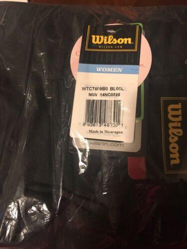 NEW Wilson Pro T3 Womens Softball Pants Large Black