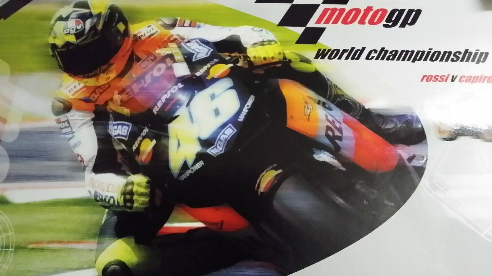 SCALEXTRIC SPORT MOTO GP Circuit    NEUF-NEW-NEU
