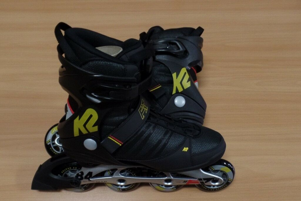 K2 Fitnesskate F.I.T 84  - BOA  - men - GR.44 -  NEU f2366f