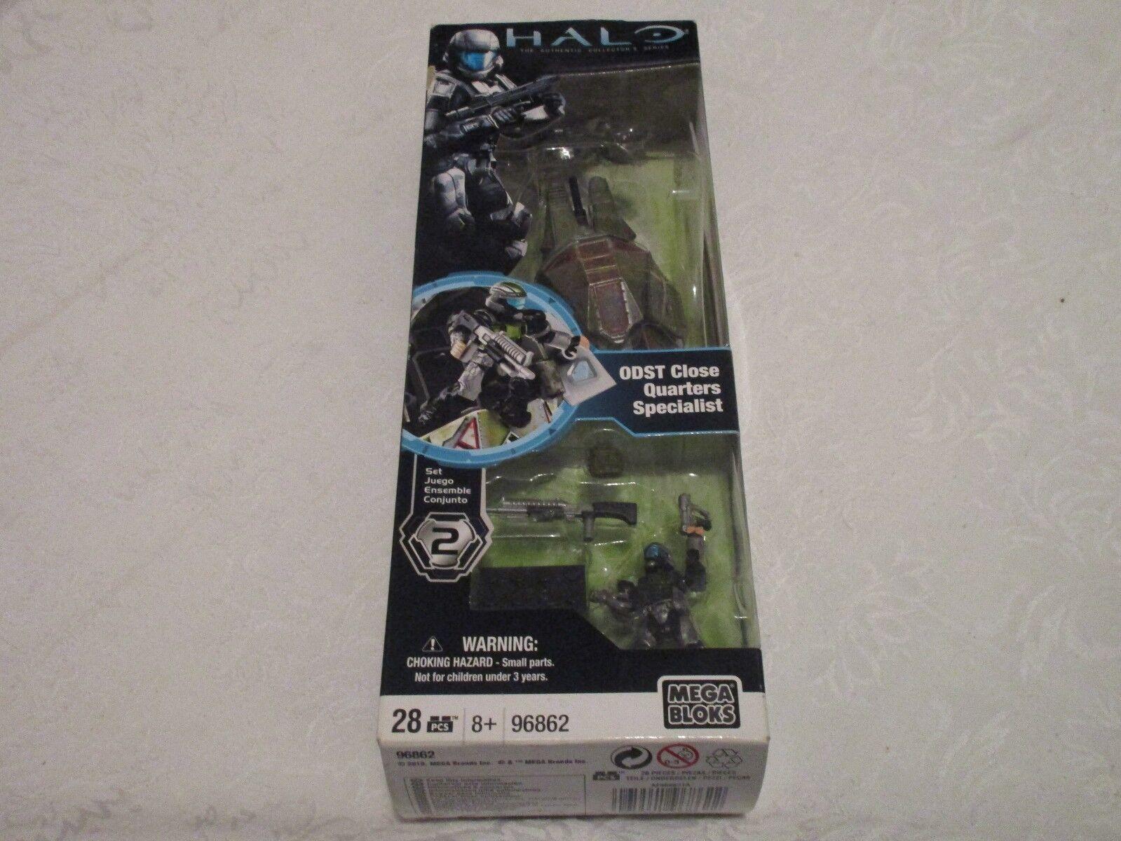Mega Bloks Halo Set 2 ODST Close Quarters Specialist  96862 Figure