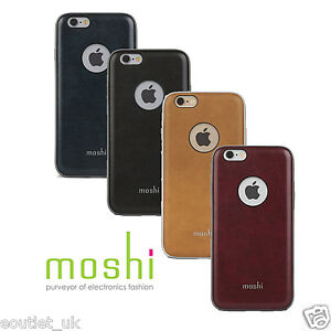 best website d8358 7cefd Details about Moshi iGlaze Napa Case for iPhone 8/7/6s/6 + 8/7/6s/6 Plus-  Black/Red/Blue *NEW*