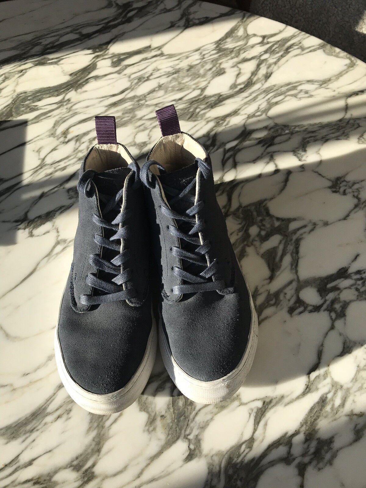 Eytys Odyssey Suede High-top Sneaker Sneaker Sneaker b1bc18
