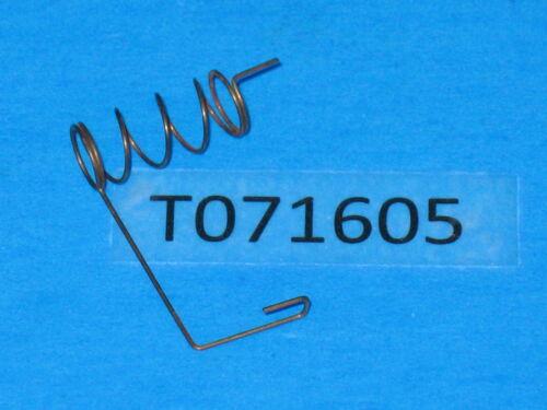 OEM HOMELITE 00370 spring throttle lock HB-100 HB-25155 HB-180 HB-390 blower