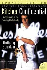 Kitchen Confidential Updated Ed: Adventures in the Culinary Underbelly (P.S.)