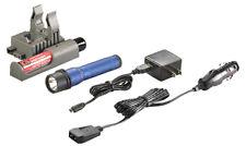 Streamlight 74357 Strion C4 LED Rechargeable Flashlight w/Piggyback, Blue