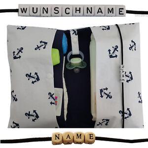 XXL Windeltasche to go mit Name Wickeltasche Mädchen Geburt Taufe Wickeltasche