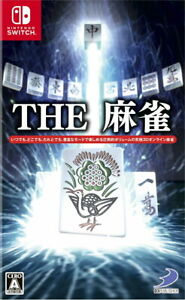THE mahjong Nintendo Switch Video Games Japanese Tracking USED