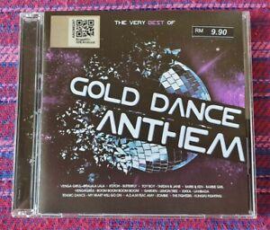 Various-Artist-Gold-Dance-Athems-VMP-Malaysia-Press-Cd