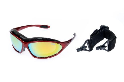 Ravs  Skibrille Schutzbrille Sonnenbrille mit 70/% mehr Kontrast für Allwetter