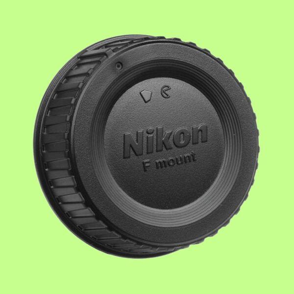 Genuine Nikon Lf-4 Capuchon à Lentille Arrière Lf4