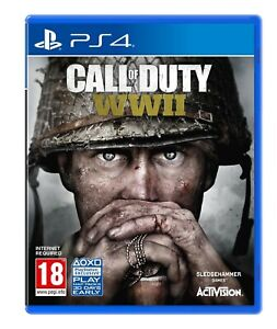 Call-of-Duty-WWII-PS4-PlayStation-4-Brand-New-Factory-Sealed-Call-of-Duty-World-War-2