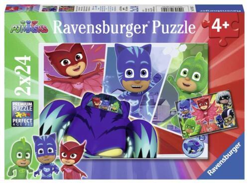 Puzzles & Geduldspiele Ravensburger Kinderpuzzle 07825 PJ Masks Abenteuer in der Nacht Puzzle Neu/New