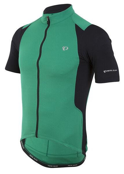 Pearl Izumi 2017 Select Pursuit Ciclismo Bicicleta Ciclismo Camiseta Pimienta verde Negro XL